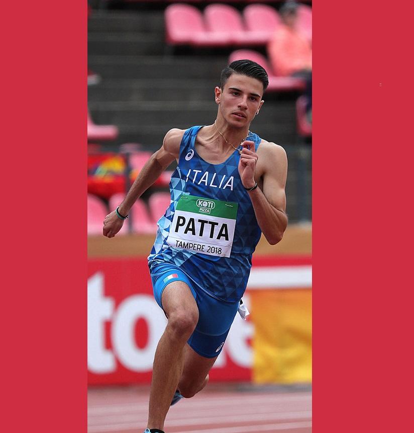 Tricolori Junior e Promesse: Lorenzo Patta è l'uomo copertina di questa prima giornata