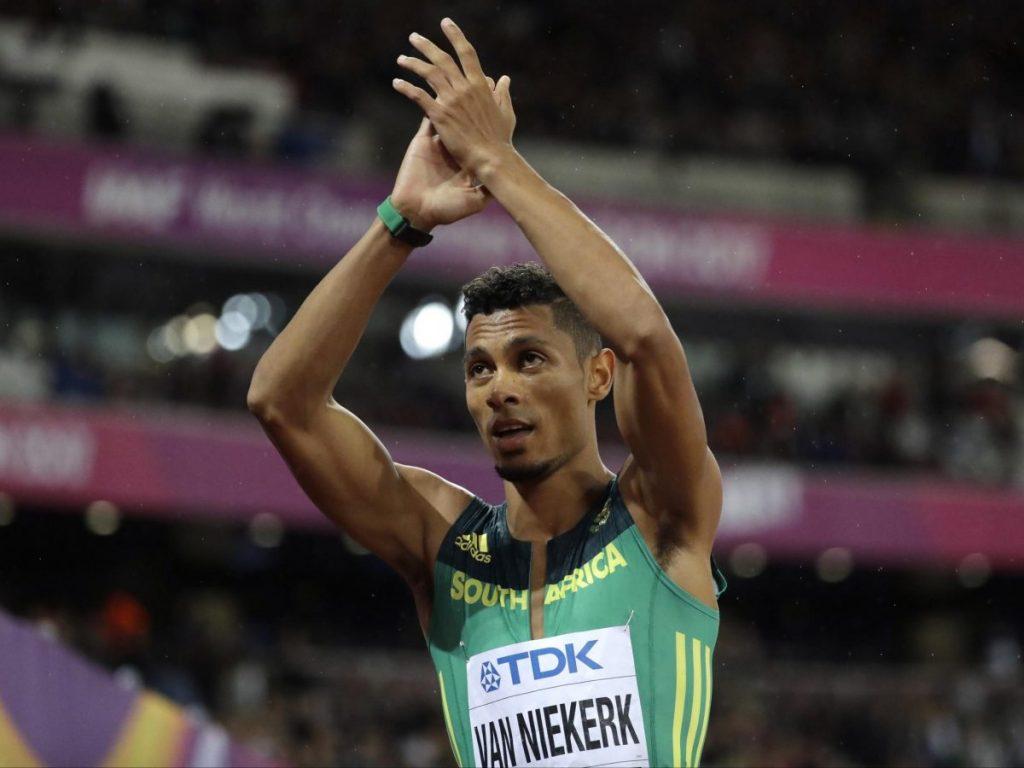 Wayde van Niekerk ritorna e vince i 400 metri al Gala dei Castelli
