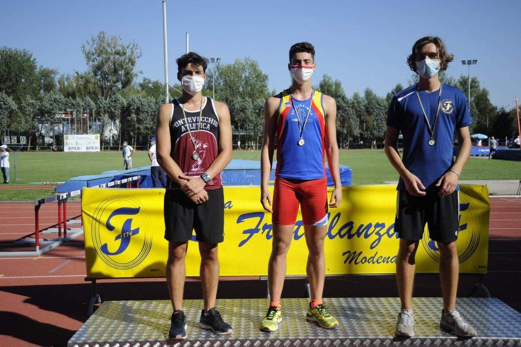 Campionati regionali allievi: tredici podi per l'Atletica Imola