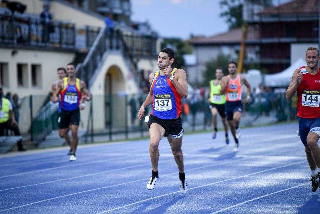 Michele Brini argento assoluto nel decathlon, ora vuole l'oro 5° il fratello Alberto e 7° il giovane Ronzoni