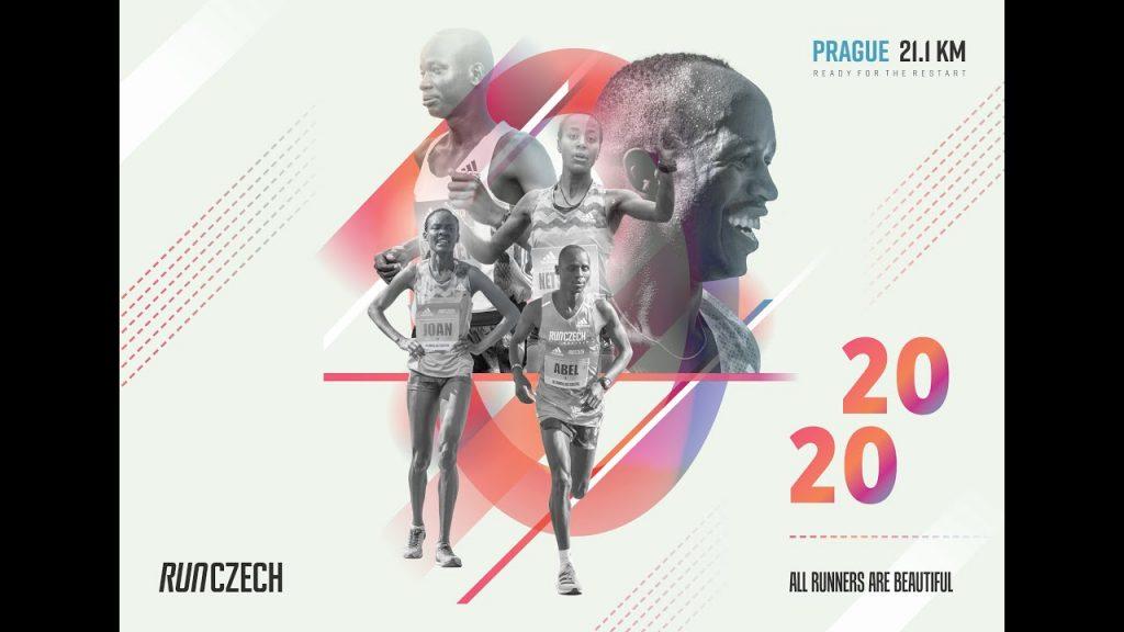 Questa mattina dalle h. 6,20 il live streaming della Mezza Maratona di Praga con l'assalto al record mondiale