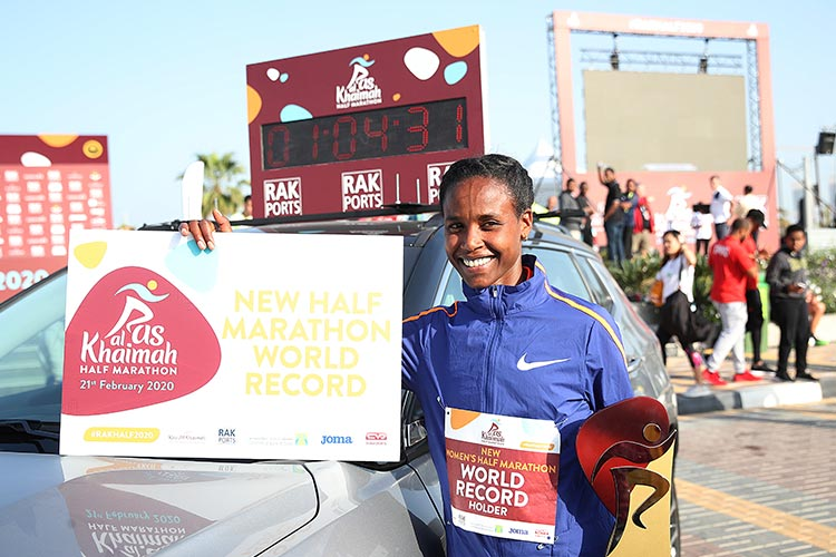 Annunciato il ritorno dell'attesissima RAK Half Marathon