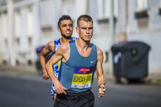 Said El Otmani e Fatna Maraoui rispettivamente 2° e 3^alla Mattoni Half Marathon