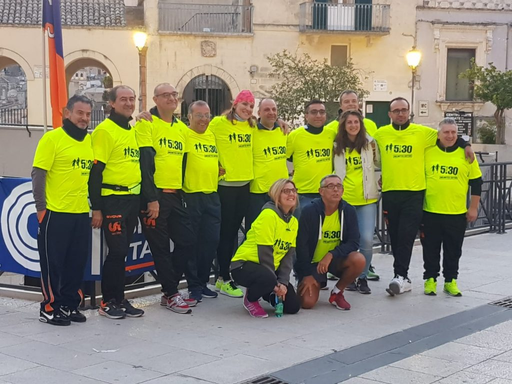 LA YELLOW RUN TORNA A MATERA
