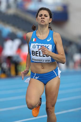 Stasera Elena Bellò in gara nel meeting di Marsiglia-La Diretta