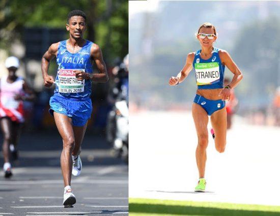 Ecco la squadra azzurra per i Mondiali di Mezza Maratona, Faniel e Straneo i nomi di spicco