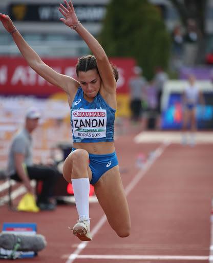 Veronica Zanon vince il triplo a Barcellona