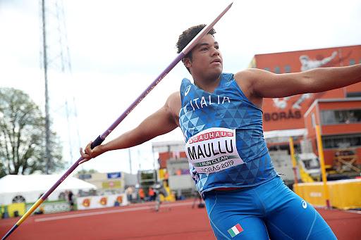 Jhonatam Maullu migliora il record italiano under 20 del giavellotto a Cagliari