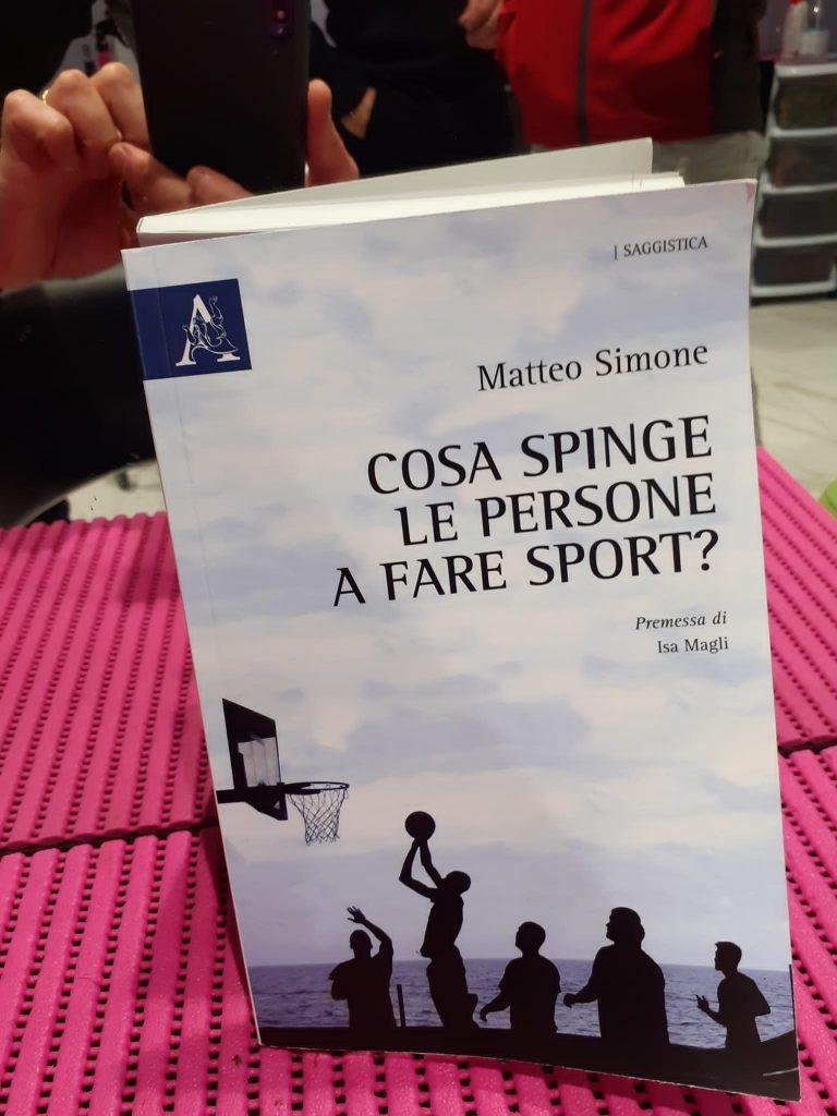 Cosa spinge le persone a fare sport?- di Matteo SIMONE