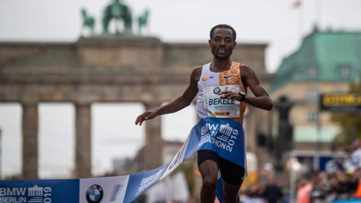 La Maratona di Valencia prepara il salvadanaio per convincere Bekele