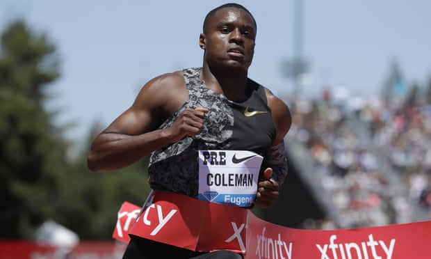 Doping: Christian Coleman squalificato per 2 anni!