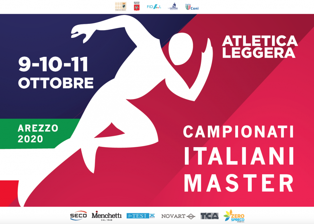 Master: oggi venerdì 9 ottobre la prima giornata dei Campionati Italiani- LA DIRETTA STREAMING