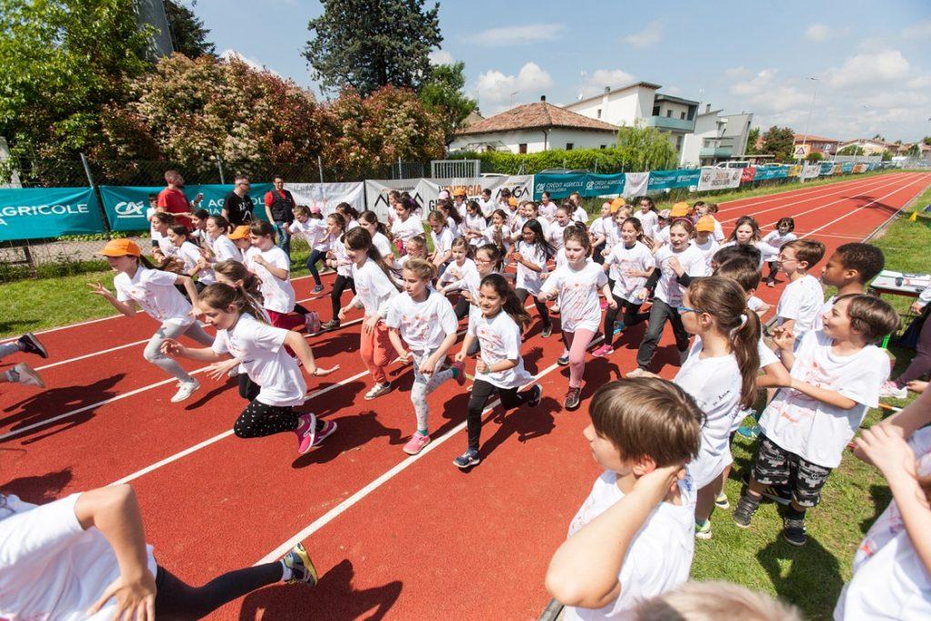 Al via i corsi di atletica e ginnastica ritmica della Nuova Atletica Tavagnacco