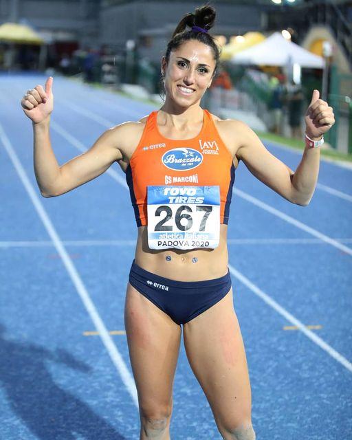 Sognando Tokyo 2021: l'avventura olimpica di Laura Strati continua grazie al sostegno di Brazzale