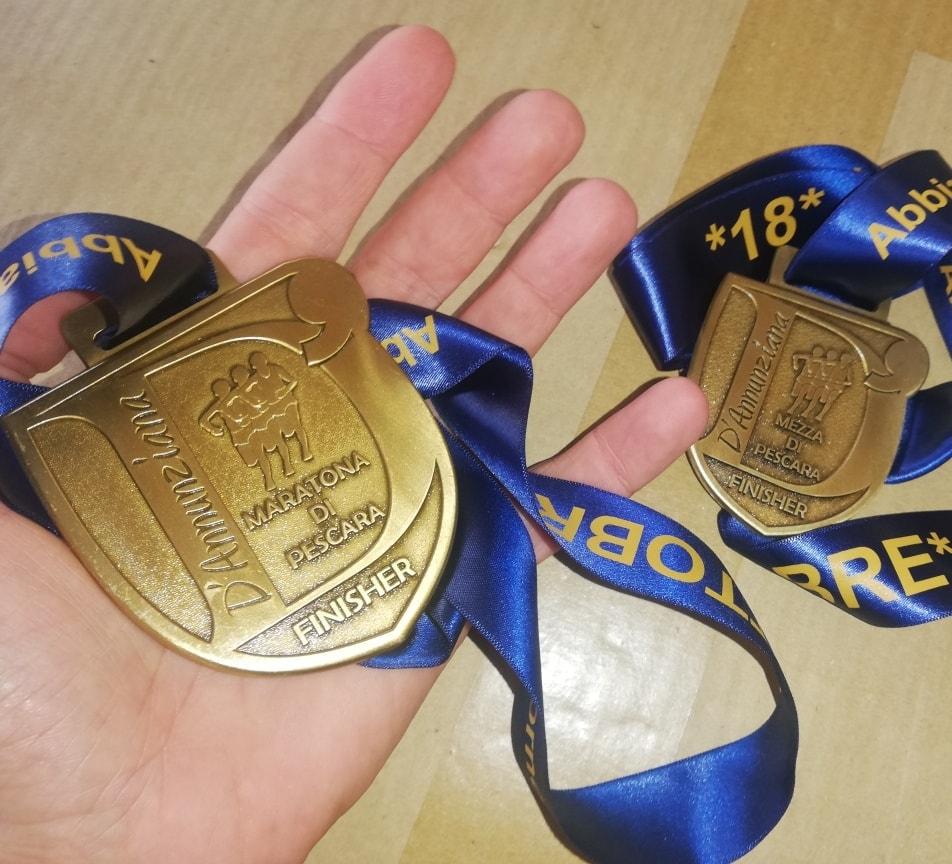 Tutto quello che c'è da sapere sulla 20°edizione della Maratona di Pescara-Dannunziana