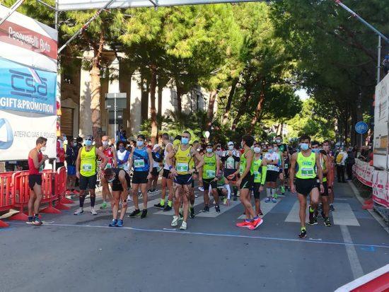 Correre è speranza! La grande festa dei runners a Pescara alla 20°Maratona D'Annunziana