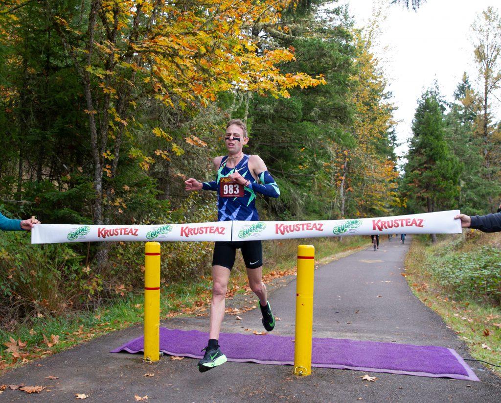 Galen Rupp vince la mezza maratona a Cottage Grove davanti all'olimpionico giapponese Suguru Osako