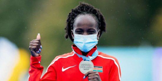 Peres Jepchirchir:  dopo il record mondiale punto alla Maratona di Valencia