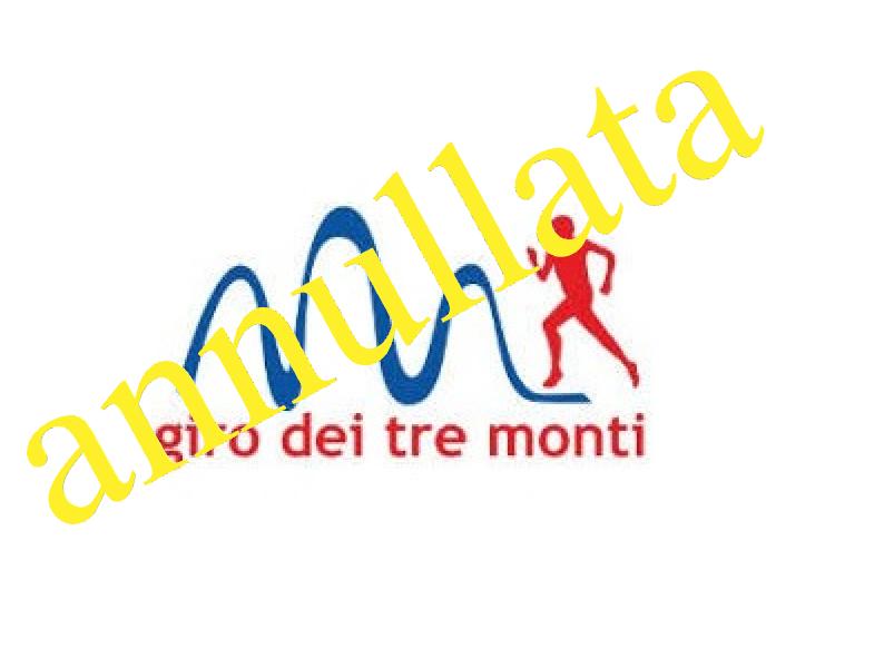 Annullata la  52^ edizione del Giro dei Tre Monti