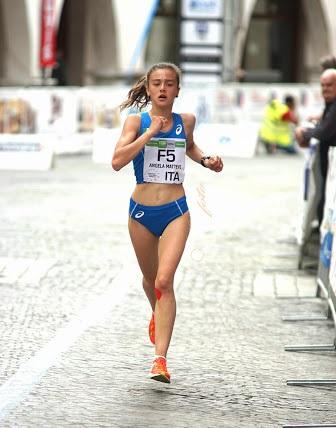 """Domenica la """"Dieci di Ancona"""" con Angela Mattevi, campionessa mondiale U20 di corsa in montagna"""