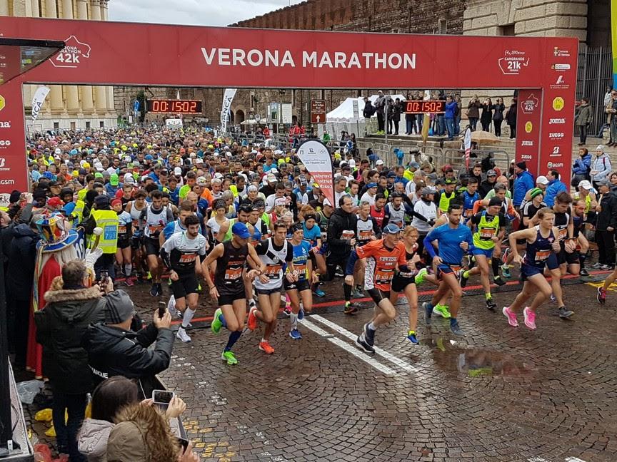 Verona Marathon con Runclusive: tutti i motivi per correrla