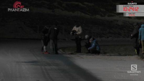 Kilian Jornet finisce all' ospedale dopo il ritiro nel tentativo di battere il record di corsa in 24 ore