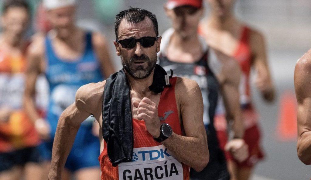 Marcia: a 51 anni Jesús Ángel García guarda al record, partecipare alla sua 8^ olimpiade!