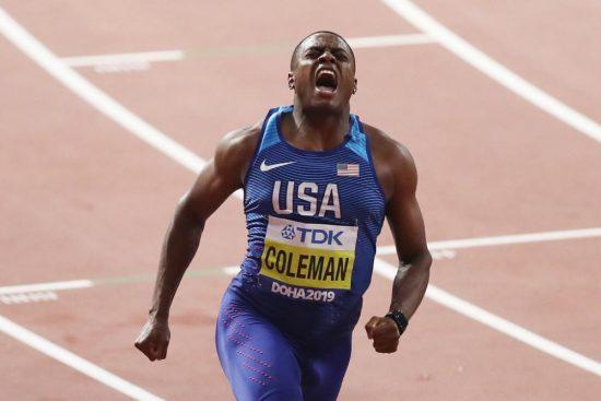 Doping: Christian Coleman fa appello alla Corte di Arbitrato per lo Sport contro la squalifica