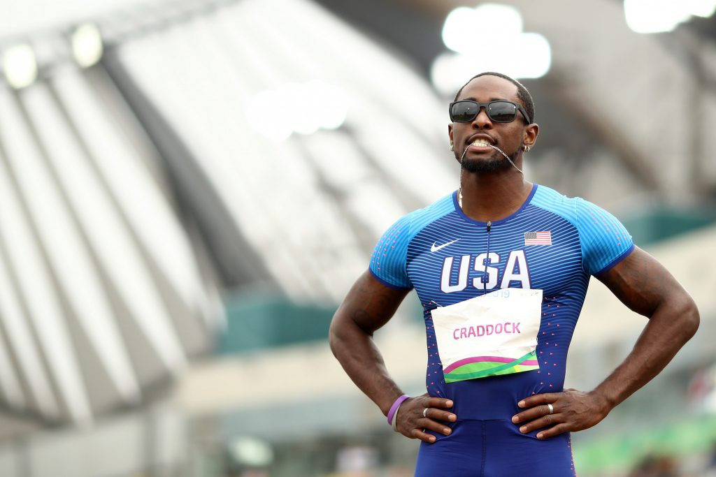 Doping: sospeso il saltatore di triplo Usa Omar Craddock (PB 17,68) per errori di localizzazione