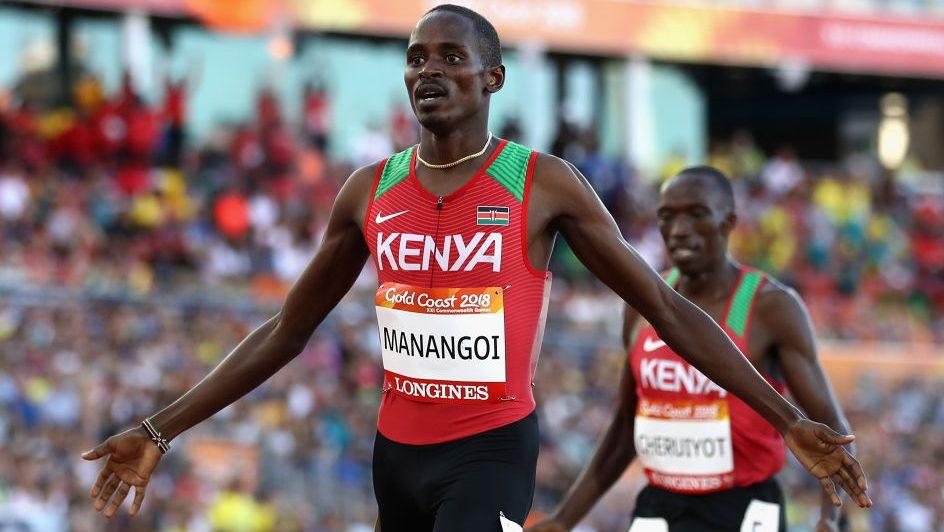 Doping: Elijah Manangoi, campione del mondo dei 1500m, squalificato per due anni