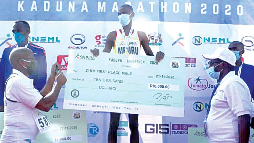Doppietta Keniota nella Kaduna Half Marathon in Nigeria