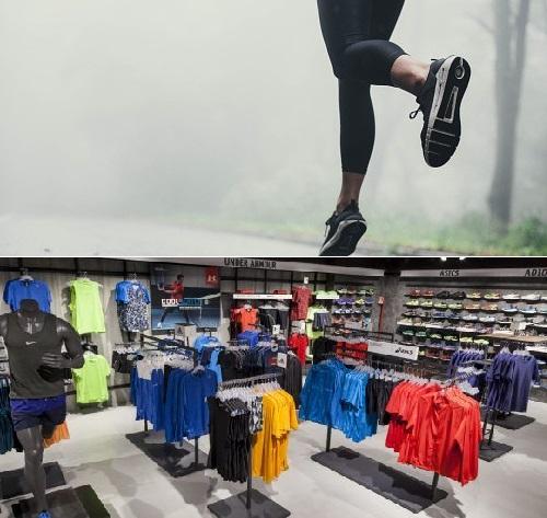 Boom di runner in Italia! In forte aumento le vendite di prodotti sportivi online