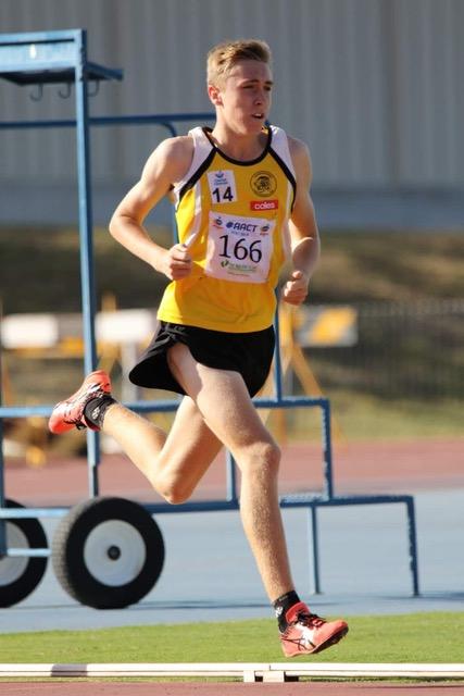 Record del mondo U 16 dei 1000 metri battuto dall'australiano Todd, 15 anni,  2: 25.70