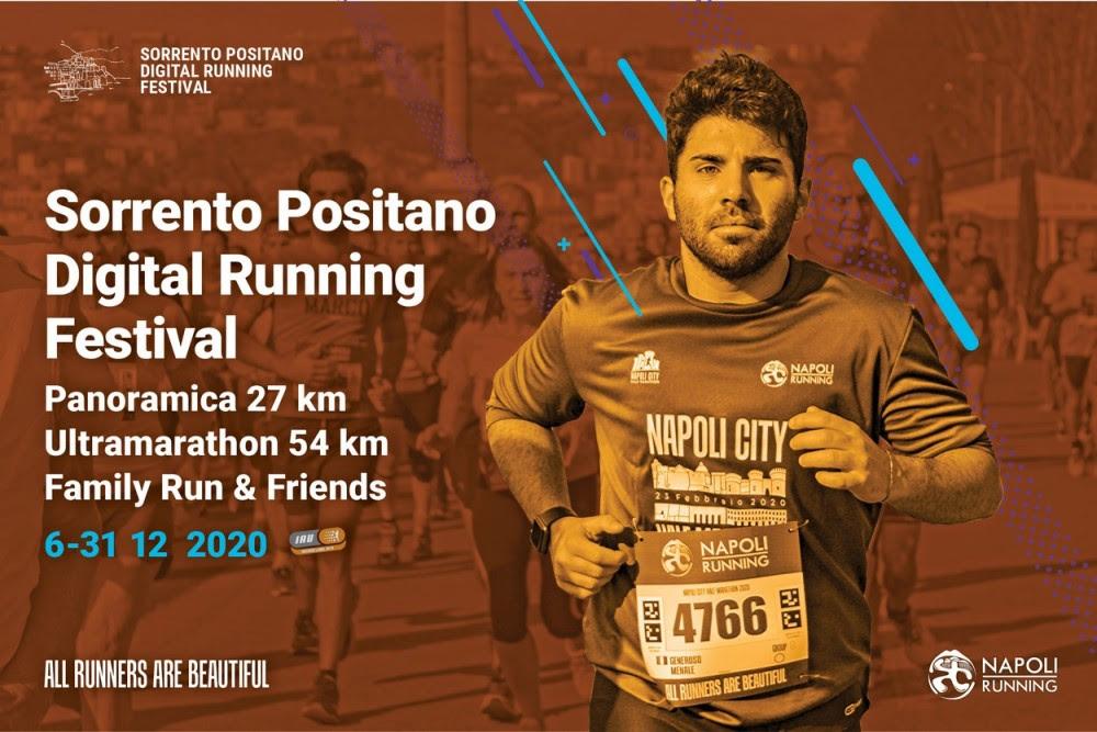 Sorrento Positano diventa 'Digital Running Festival'