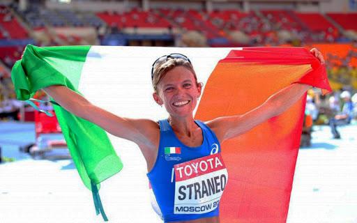 Valeria Straneo: Un obiettivo in grande, in tutti i sensi, è fare la mia 3^ Olimpiade- di Matteo SIMONE