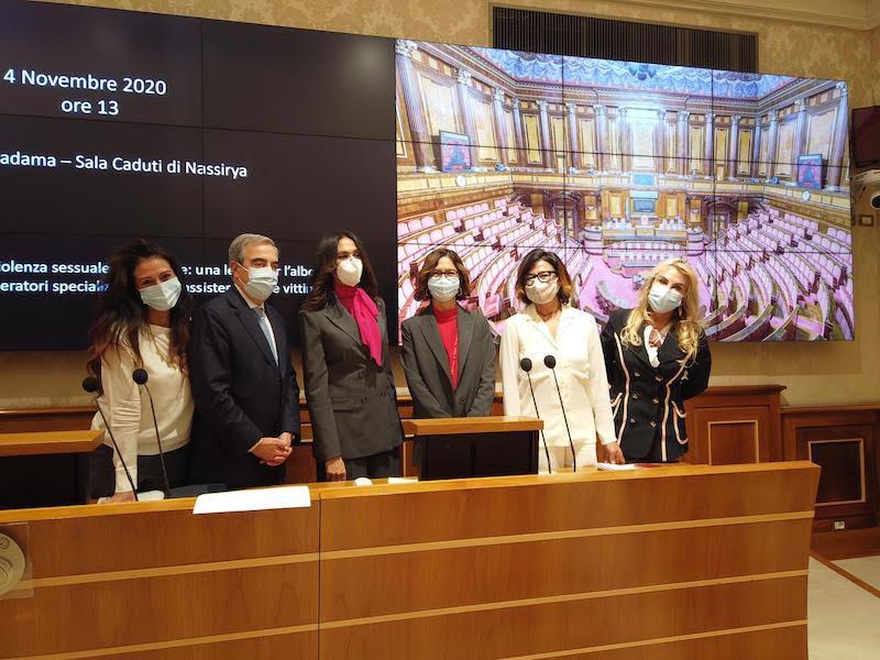 Un altro importante passo avanti per Giusy Versace nella lotta contro il femminicidio