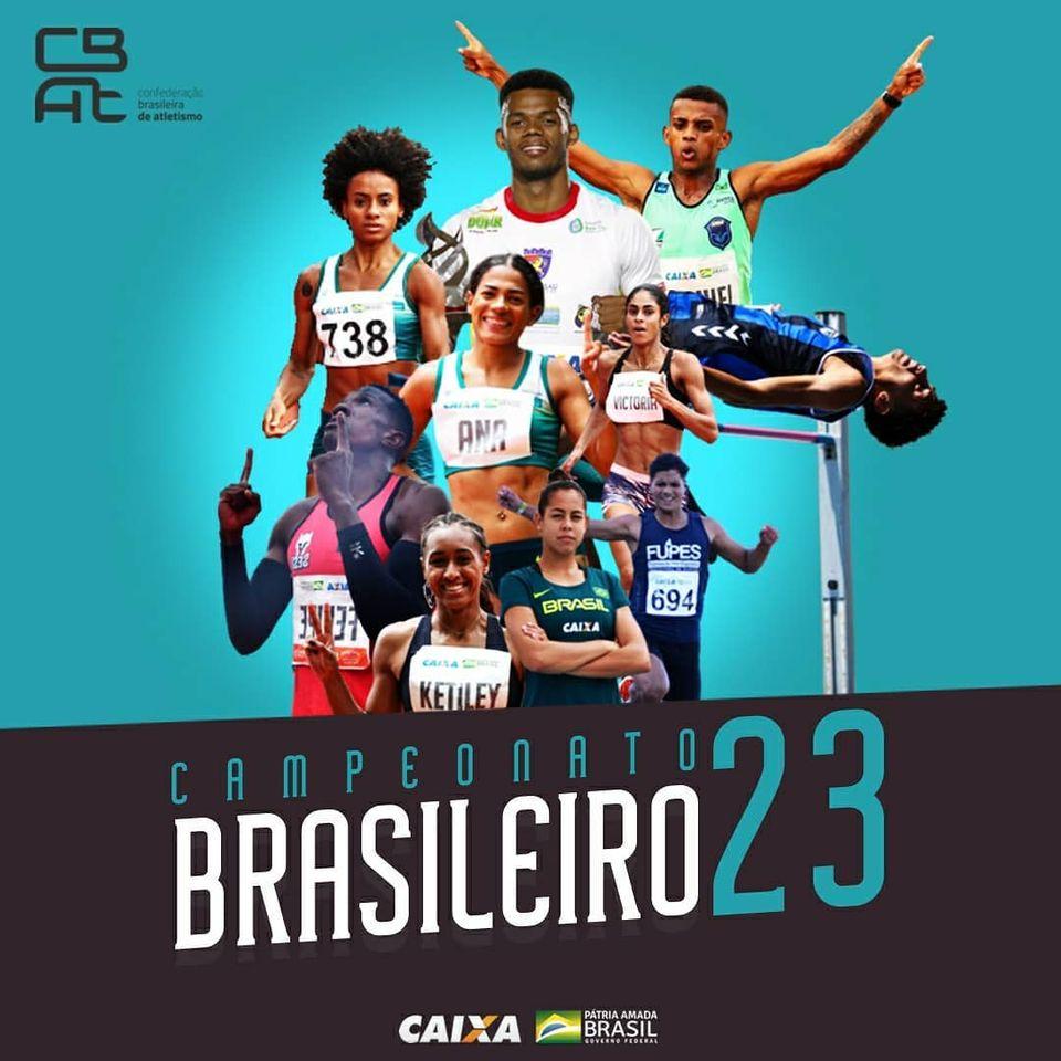 """La diretta streaming """"adesso"""" dei Campionati  brasiliani di atletica U23"""