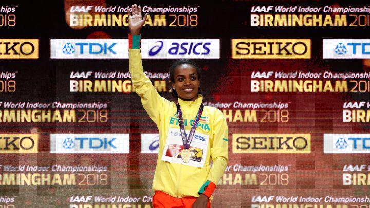 Anche Genzebe Didaba in gara il 31 dicembre (in diretta streaming): a Barcellona l'obiettivo è battere il record mondiale dei 5 km su strada di Sifan Hassan