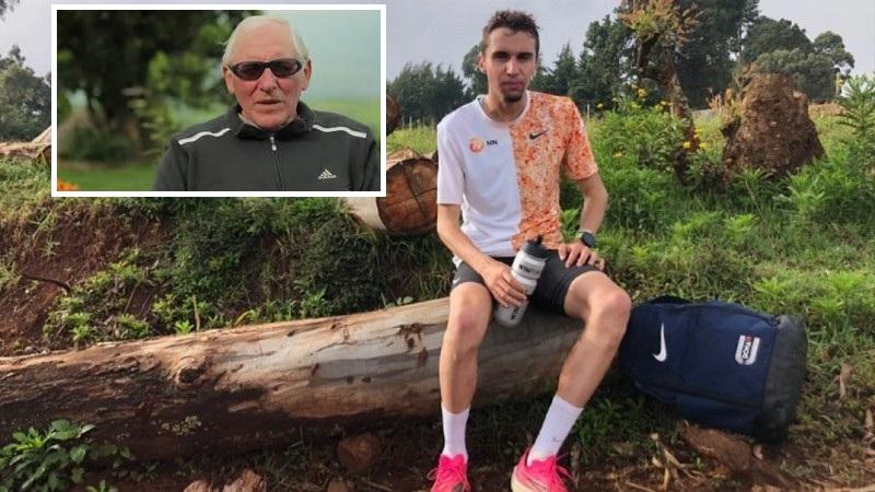 Renato Canova allenerà Julien Wanders, primatista europeo della mezza maratona