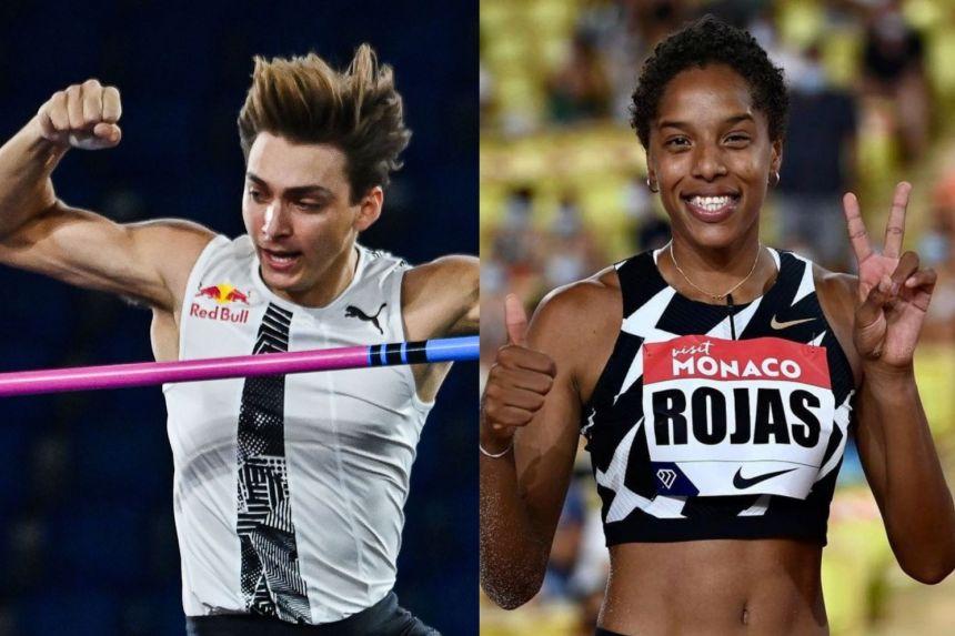 Duplantis e Rojas eletti atleti mondiali dell'anno