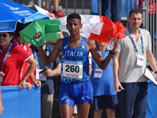 Eyob Faniel eguaglia il record italiano di Daniele Meucci nei 10 Km a Madrid
