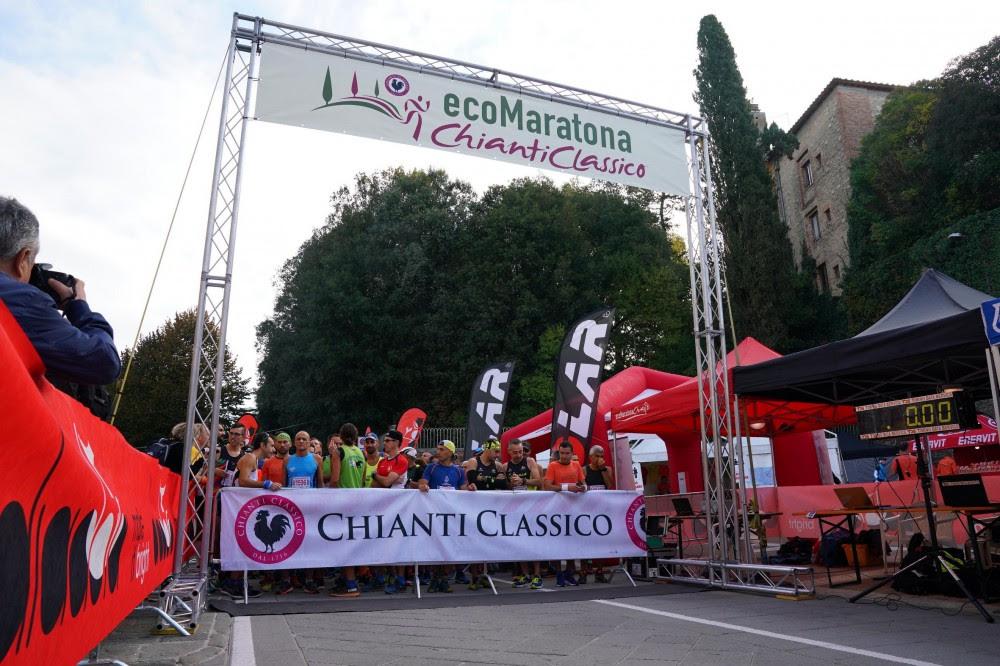 EcoMaratona Chianti Classico: aperte le iscrizioni 2021