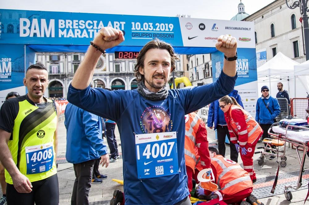 Gruppo Bossoni Brescia Art Marathon cambia data