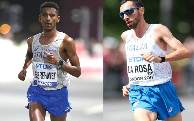Eyob Faniel e Stefano La Rosa in gara il 31 dicembre nella San Silvestre Vallecana in Spagna-La diretta streming