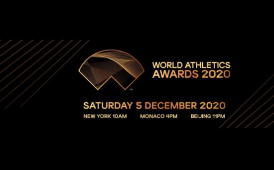 """La diretta streaming del """"Miglior atleta mondiale 2020"""" sabato 5 dicembre"""