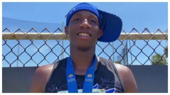 Il velocista 16enne Usa  Erriyon Knighton diventa Pro, è lui il nuovo Bolt?