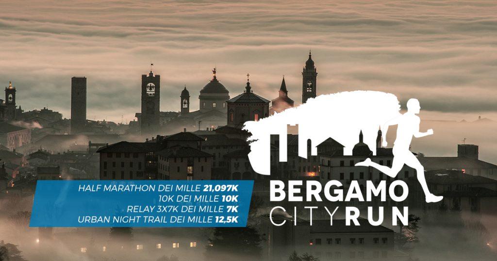 Annullata la Bergamo City Run, era l'ultima gara ancora in programma a Gennaio 2021