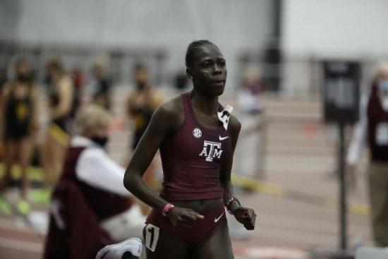 Battuto da Athing Mu il Record NCAA  vecchio di 40 anni sui 600 metri femminili- IL VIDEO