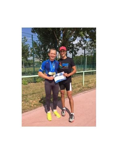 Daniele Biffi, 400m: Il Record del mondo Indoor era un nostro obiettivo- di Matteo Simone