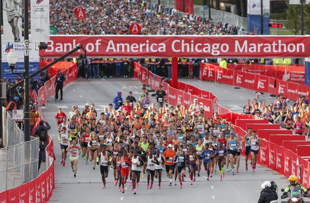 La Maratona di Boston riprogrammata per l'11 ottobre, il giorno dopo la maratona di Chicago